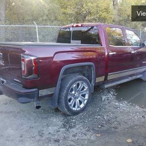For sale 2017 Maroon Sierra