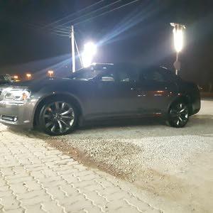 Grey Chrysler 300C 2014 for sale