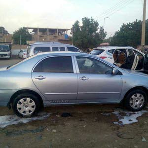 Corolla 2006 - Used Manual transmission