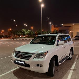 Lexus LX 2010 in Dubai - Used