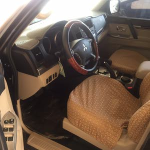 Mitsubishi Pajero 2012 For sale - Brown color