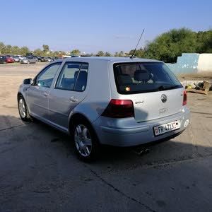 Volkswagen Golf Used in Sabratha