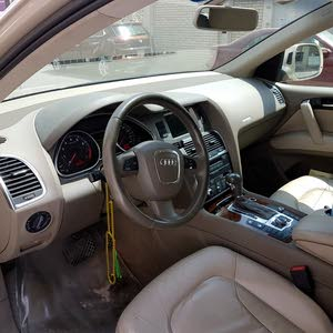Audi Q7 car for sale 2007 in Hawally city