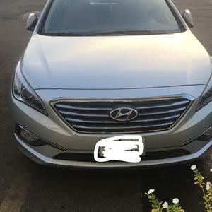 Used condition Hyundai Sonata 2017 with  km mileage