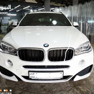 Automatic Used BMW X6