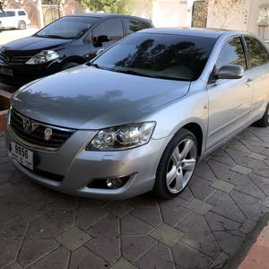 Used Toyota Aurion in Ajman