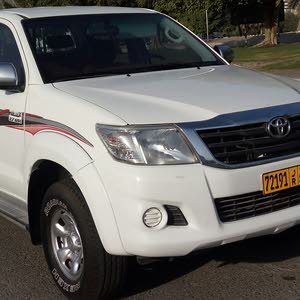 Toyota hilux pickup model.2014 good condition for sale