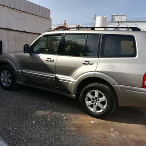 Beige Mitsubishi Pajero 2006 for sale