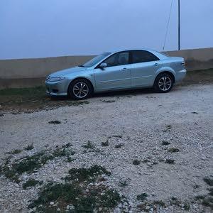 Gasoline Fuel/Power   Mazda 6 2004