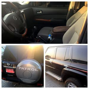 For sale Used Patrol - Manual