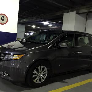 2015 Used Odyssey with Automatic transmission is available for sale