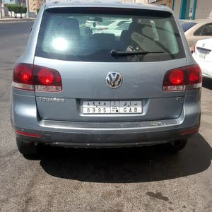 Grey Volkswagen Touareg 2008 for sale