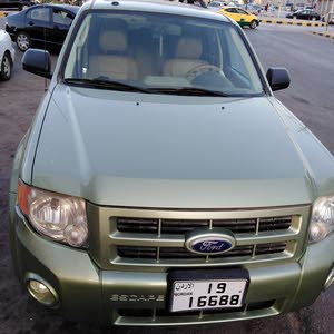 Automatic Ford 2010 for sale - Used - Amman city