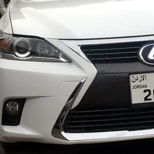 Lexus CT 2017 For sale - White color