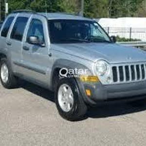 cherokee jeep 2007 silver