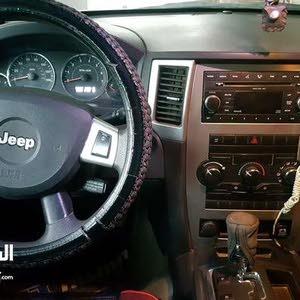 Jeep Cherokee in Baghdad