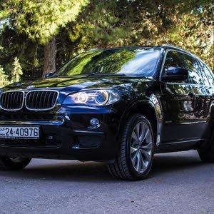 BMW X5 car for sale 2010 in Amman city