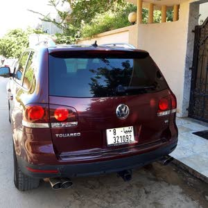 For sale Volkswagen Touareg car in Benghazi