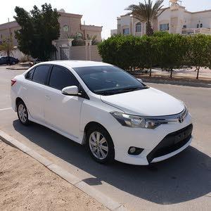 SPORT EDITION GCC TOYOTA YARIS 2015 IN AMAZING CONDITION