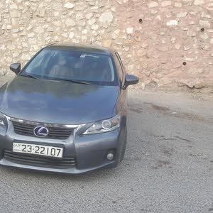 Lexus CT 2012 for sale in Amman