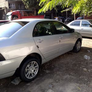 For sale Corolla 2006