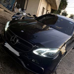 Mercedes E350 Look amg 2016