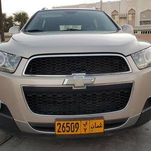 170,000 - 179,999 km Chevrolet Captiva 2011 for sale