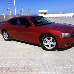 Dodge Charger car for sale 2009 in Al Mudaibi city