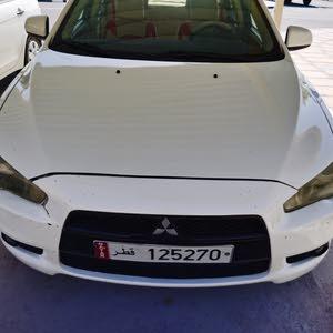 ميتسوبيشي لانسر 2008 للبيع