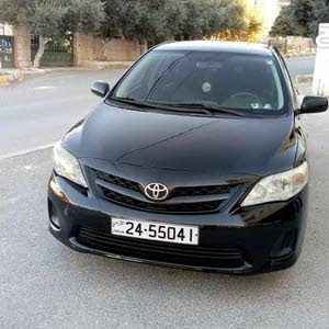Black Toyota Corolla 2011 for sale