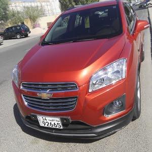 Chevrolet Trax 1.8 LTZ, 2016