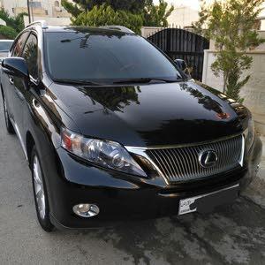 Automatic Black Lexus 2011 for sale