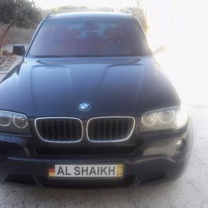 BMW X3 for sale in Zawiya