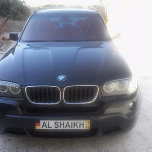 BMW X3  بي ام دبليو اكس 3 للبيع