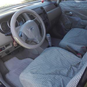نيسان تيدا 2006 بحاله جيده للبيع