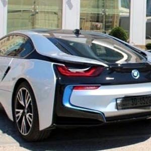 km mileage BMW i8 for sale