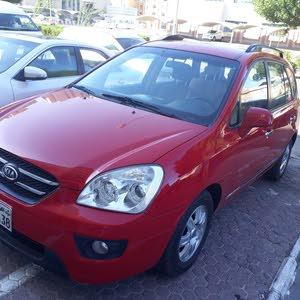 Gasoline Fuel/Power   Kia Carens 2009