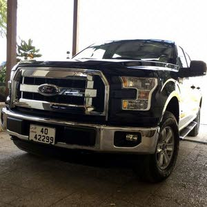 Automatic Ford 2016 for sale - New - Amman city