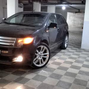 Ford Edge 2010 For sale - Black color