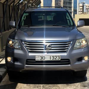 Lexus LX made in 2008 for sale