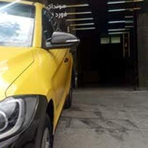 Yellow Hyundai Elantra 2018 for sale