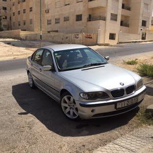 BMW موديل 2002 البسه 318