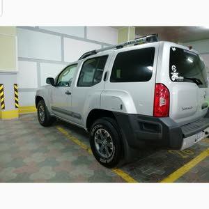 Silver Nissan Xterra 2013 for sale