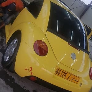Available for sale! 0 km mileage Volkswagen Beetle 2001