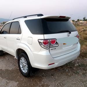Toyota Fortuner car for sale 2012 in Salala city