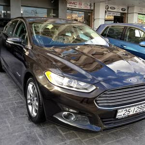 Ford Fusion car for sale 2015 in Amman city