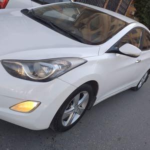Hyundai Elantra car for sale 2012 in Tripoli city