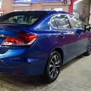 Honda Civic 2014 Full Option for sale