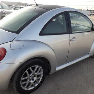 Volkswagen Beetle 2001 For sale - Silver color