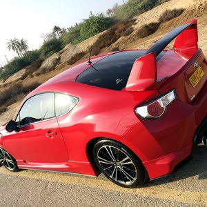 Red Toyota GT86 2013 for sale